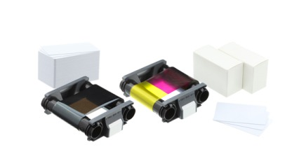 Badgy consumables for Badgy printers